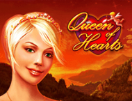 Queen Of Hearts на рабочем зеркале