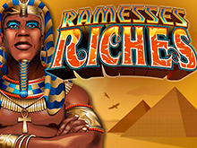 Ramesses Riches от Microgaming – вращайте барабаны онлайн на зеркале казино
